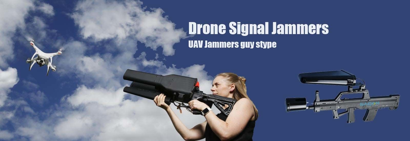 China best Drone Signal Jammer on sales