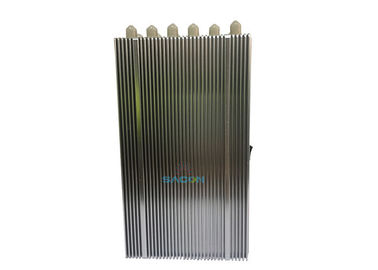 12 Channels Portable Mobile Phone Signal Jammer Block 2G 3G 4G GPS L1 L2 L5 8.4W
