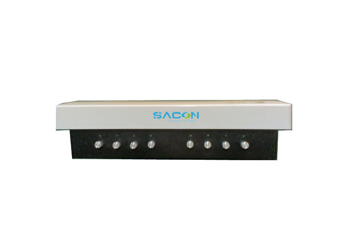 Adjustable 30w Radio Frequency Mobile Phone Signal Jammer 8
